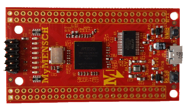 An FPGA based development board